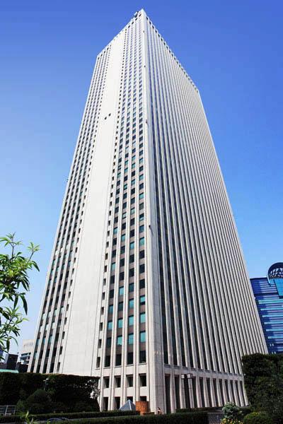 サンシャイン60/日本の超高層ビル