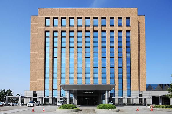 石川県庁(行政庁舎)/日本の超高層ビル