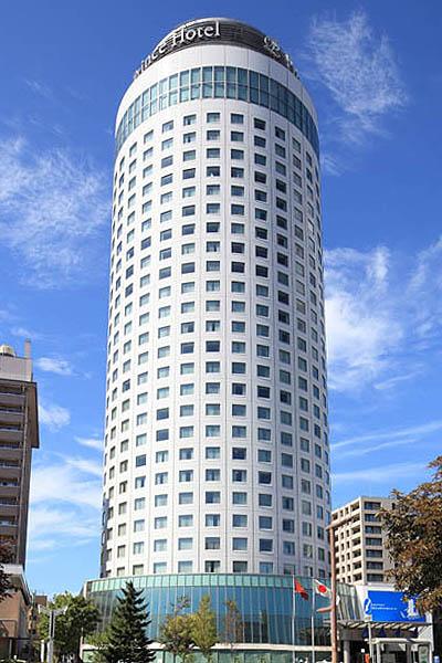 札幌プリンスホテル/北海道の高層ホテル