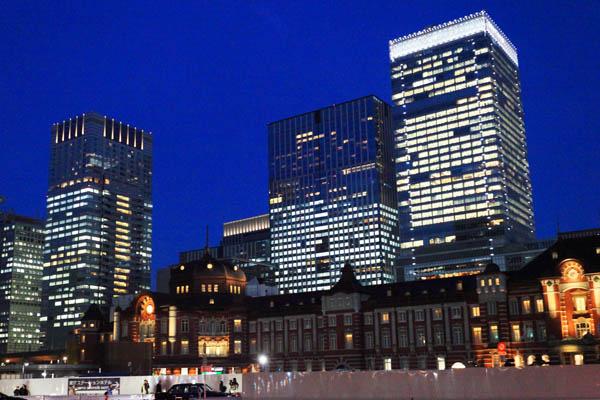 東京駅丸の内北口周辺のみずほ銀行 - NAVITIME