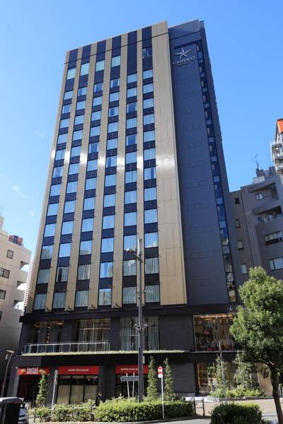 カン デオ ホテルズ 東京 六本木