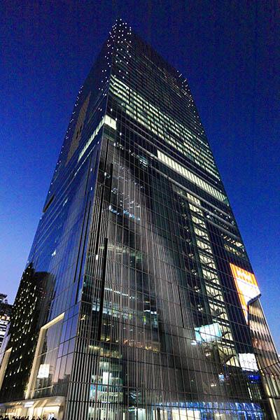 渋谷スクランブルスクエア 第Ⅰ期(東棟)