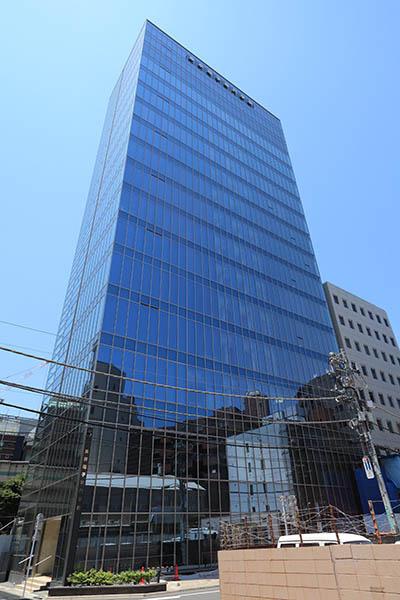 東京電子専門学校 新1号館