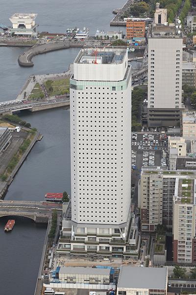 横浜 ベイタワー アパホテル