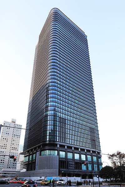 東京 トーチ タワー