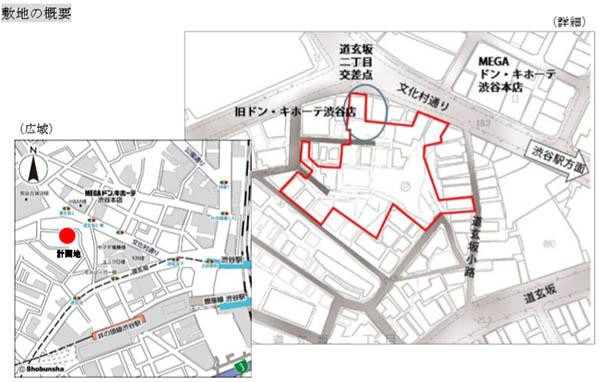 区 図 渋谷 都市 計画