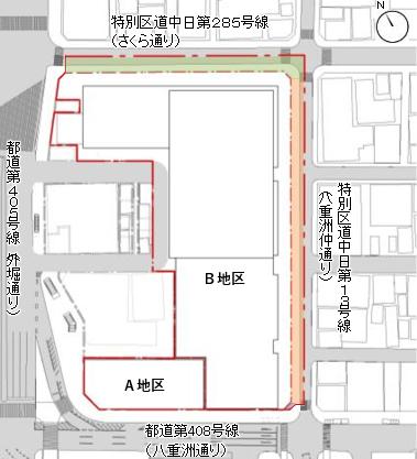東京駅前八重洲一丁目東地区市街地再開発事業